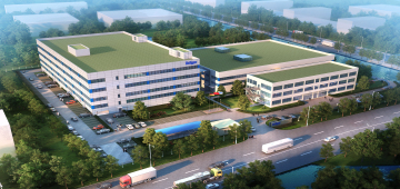 Draeger Shanghai Medical System New Facility Phase II project